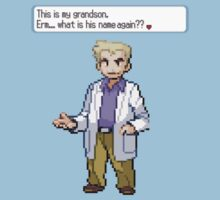 Professor Oak ! by Venum Spotah