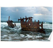 dicky wreck  Poster