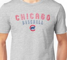 Cubs Chicago Sport Unisex T-Shirt