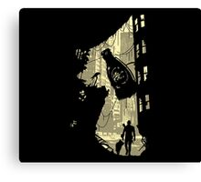 Life after Canvas Print