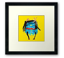 Mask #1a Framed Print