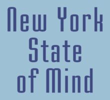 New York State of Mind - T-Shirt Kids Tee