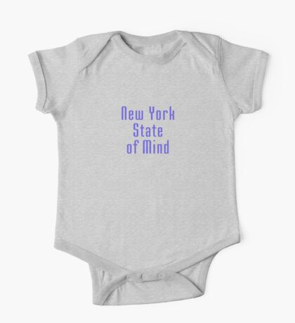 New York State of Mind - T-Shirt One Piece - Short Sleeve