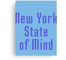 Billy Joel - New York State of Mind - T-Shirt Canvas Print