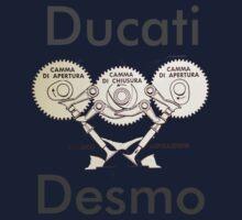 Ducati Desmo Kids Clothes