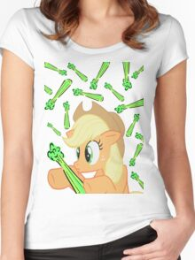 Celery Jack Women's Fitted Scoop T-Shirt
