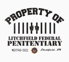 Property of Litchfield Kids Tee