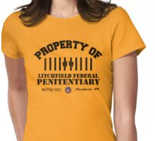 Property of Litchfield Womens Fitted T-Shirt