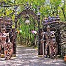 The Gate to the magic kingdom by kindangel