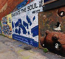 Graffiti Love  by ThinkPics