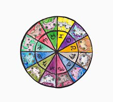 """Oro?"" Astrology Wheel Unisex T-Shirt"
