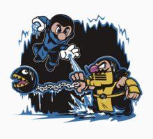Mario Kombat Kids Tee