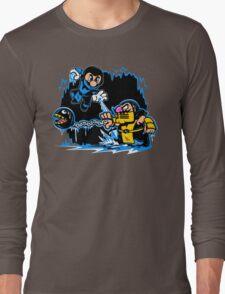 Mario Kombat Long Sleeve T-Shirt