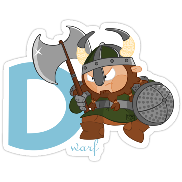 d for dwarf by alapapaju