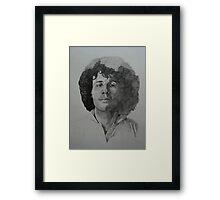 Study for Jimmy Framed Print