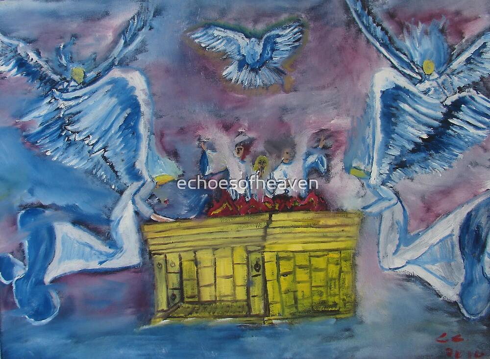 """Sacrifice Of Praise""  by Carter L. Shepard by echoesofheaven"
