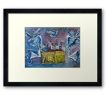 """Sacrifice Of Praise""  by Carter L. Shepard Framed Print"