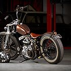 Evolution 1940 WL Harley by HoskingInd