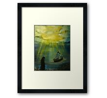 """The Calling""  by Carter L. Shepard Framed Print"