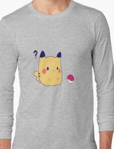 Confused Pikachu T-Shirt
