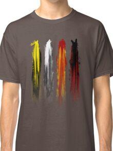 Four animals Classic T-Shirt