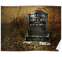 Backwoods forgotten Poster