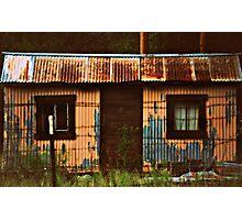 tin type Photographic Print