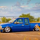Ian Hallett's Holden Rodeo Minitruck by HoskingInd