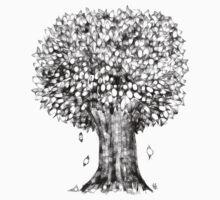 One Tree One Piece - Short Sleeve