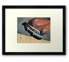 Oldsmobile Framed Print