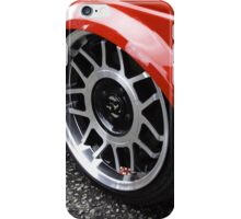 1552 alloy wheel for your iPhone iPhone Case/Skin