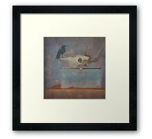 Drought revised Framed Print