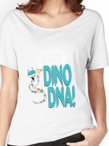 Dino DNA Women's Relaxed Fit T-Shirt
