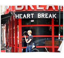 HeartBreak Corner Poster
