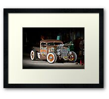 Jason Davidson's 1935 Ford Pickup Framed Print