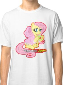 Fluttershy swag  Classic T-Shirt