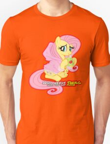 Fluttershy swag  Unisex T-Shirt