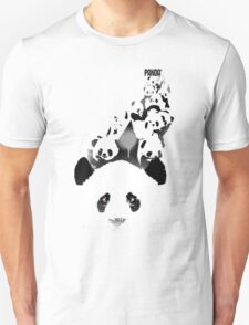 PANDA 10 #4 Unisex T-Shirt