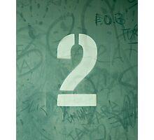 Door #2 Photographic Print