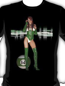 Poolgames 2009 - No. 14 T-Shirt