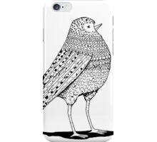 Thursday bird iPhone Case/Skin