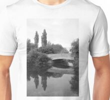 River Reflection Unisex T-Shirt