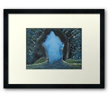 """The Door""  by Carter L. Shepard Framed Print"