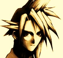 Cloud Strife by Falcomm