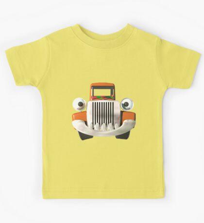 Toy Truck Kids Tee