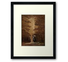 """Rustic Fall""  by Carter L. Shepard Framed Print"
