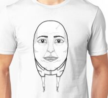 I am the eggman Unisex T-Shirt