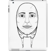 I am the eggman iPad Case/Skin