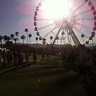 Coachella Festival, California by LittleMonzie