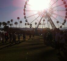 Coachella Festival, California by LittleMonzie